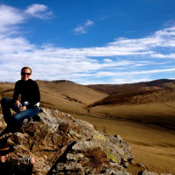 Katie Niemeyer '13 served as a Fulbright English Teaching Assistant in Ulan Bator, Mongolia....