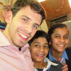 "Nick Tackes '13 traveled to Delhi, India as a Fulbright English Teaching Assistant. ""There..."