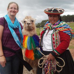 Deanna Love '11 spent one year in Argentina as a Fulbright English Teaching Assistant. Here ...