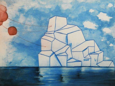 Arctic Scene by Duffy O'Connor, 2012.