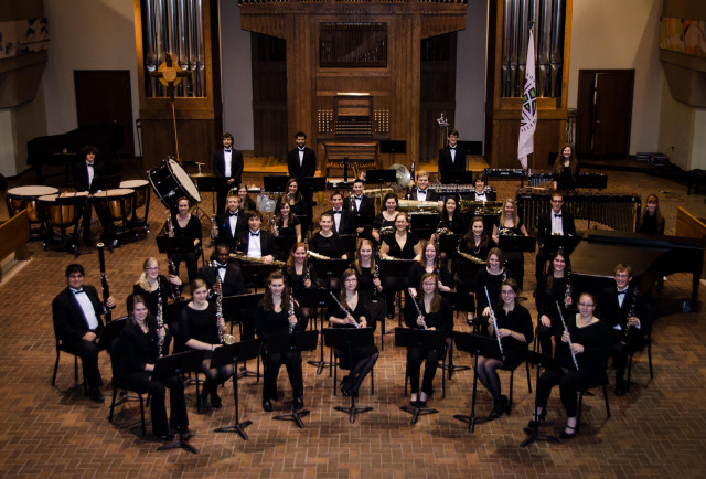 The 2014 Carthage Wind Orchestra